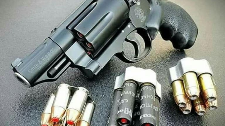 What Exactly Is a Revolver-Shotgun?