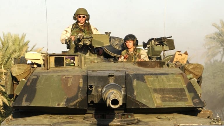 Why the M1 Abrams Tank is Still King of the Battlefield