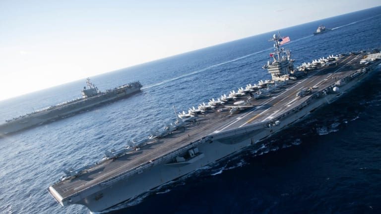 Aircraft Carrier Watch: 5 New Carriers Being Built Right Now You Need to Check
