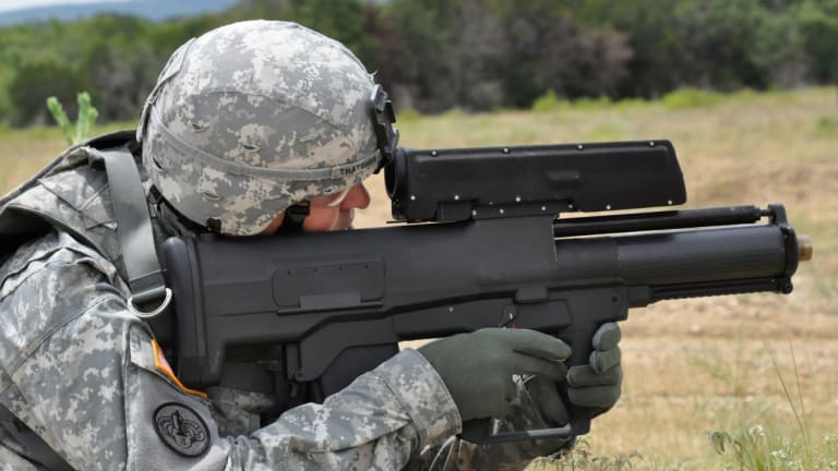 XM25 Supergun: The Ultimate Weapon the Army Said No To