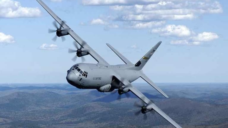 Air Force Upgrades War-Tested C-130