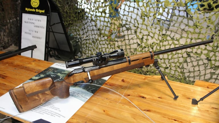 Did This Sniper Rifle Save Russia from Nazi Germany?
