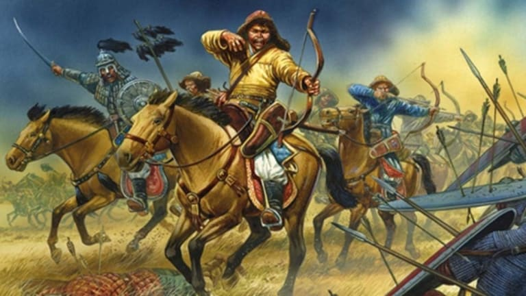 History's Six Most Powerful Armies