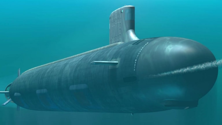 Is China Forcing U.S. Submarines to 'Get Deeper' to Survive?