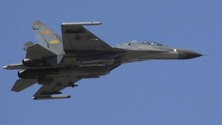 The Chinese Air Force's Super Weapon: Beware the J-11D Fighter