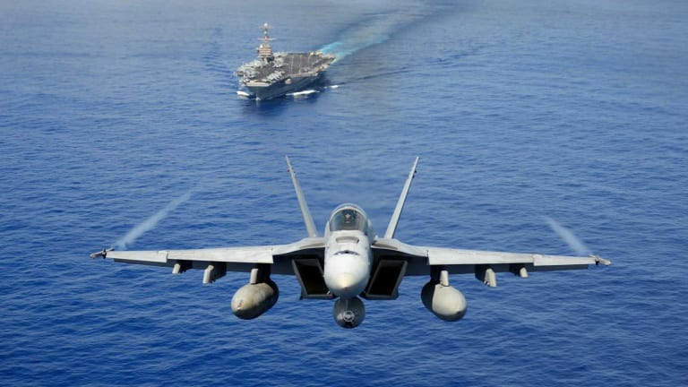 New Russian and Chinese Weapons Could Make Aircraft Carriers Obsolete-Study Says
