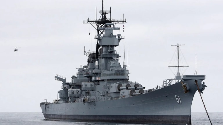 Why the U.S. Navy Needs a Stealth Battleship to Take on China