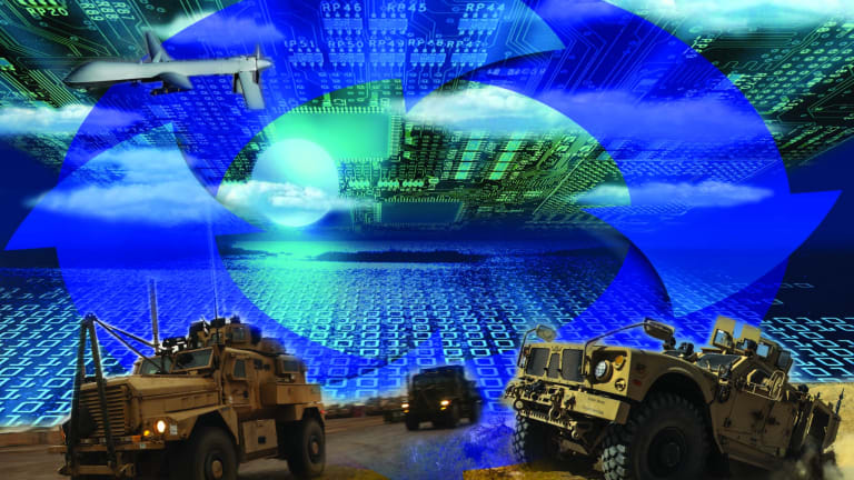 """New Army Electronic Warfare Weapons Change """"Jamming"""" Attack Tactics"""