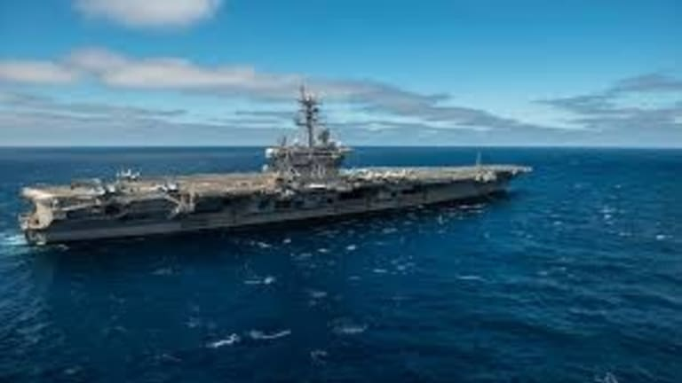 Are U.S. Navy Aircraft Carriers Too Big to Fail?