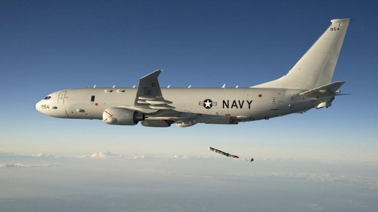 Navy Torpedo-Armed Poseidon Spy Planes Track China's Nuclear-Armed Submarines