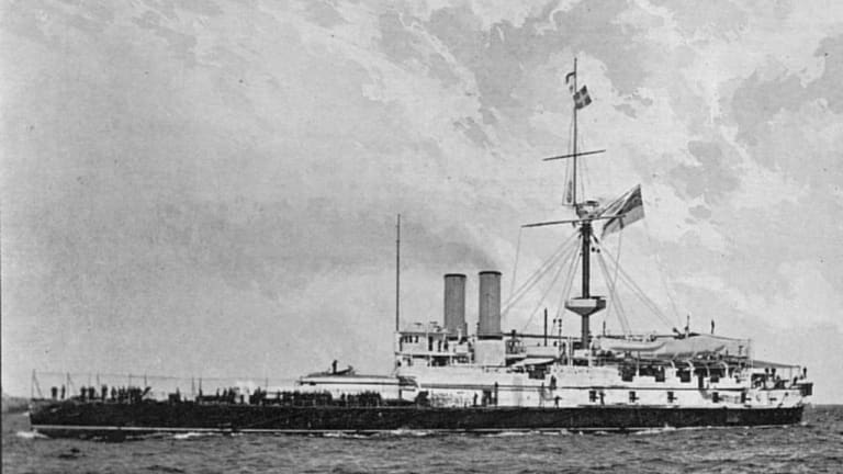 The Sinking of HMS 'Victoria' Led the Royal Navy Astray