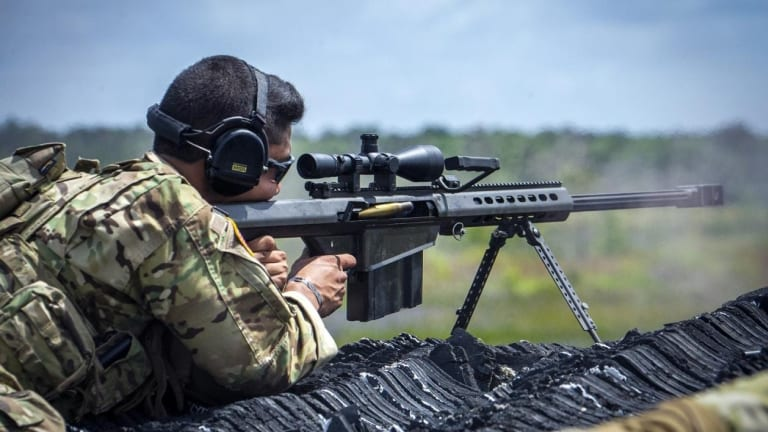 BOOM: We Ranked the 5 Best Military Rifles on the Planet