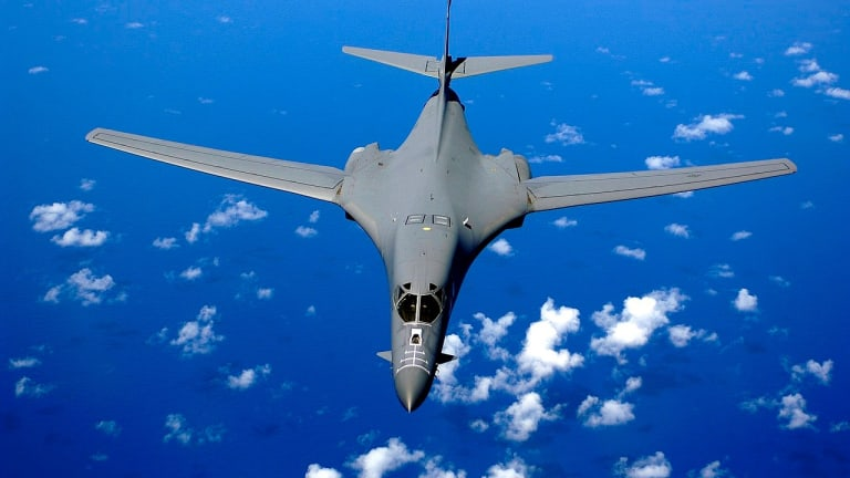 Air Force Maps Two-Fold Future Plan for the B-1 - Massive Upgrade & Retirement?