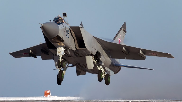 Russia Built a Mach 3 Fighter to Destroy a Bomber America Never Built