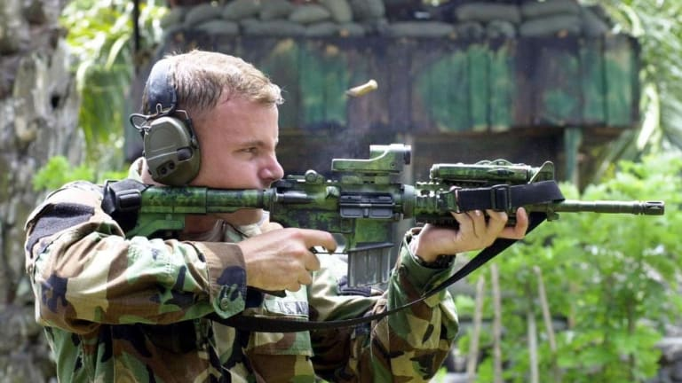 The U.S. Army Uses This Rifle to Win Wars