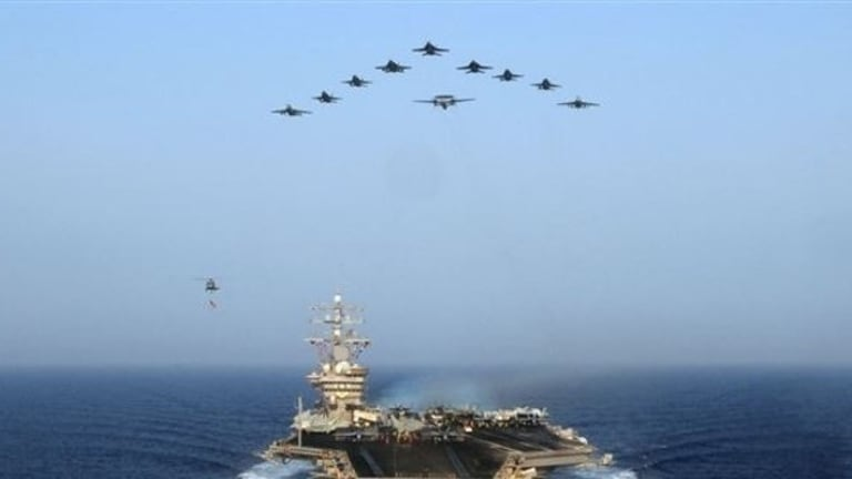Stealth, Carriers & Subs Are Obsolete?