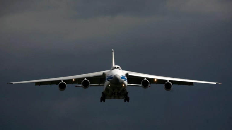 Russia's Air Force Has a Weakness It Can't Easily Fix
