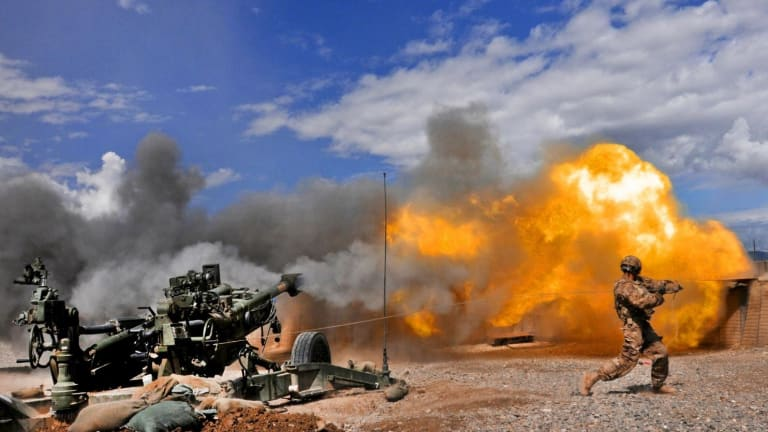 The Army Just Purchased This 'Smart' Artillery Shell