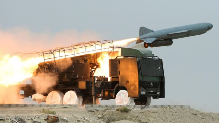 Iran Has the Most Ballistic Missiles in the Middle East