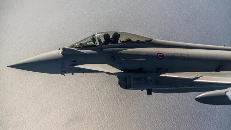 NATO Admits It May Lose Control of the Skies in a War