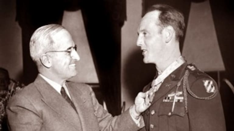 Medal of Honor Monday: Army 1st Lt. Francis Burke