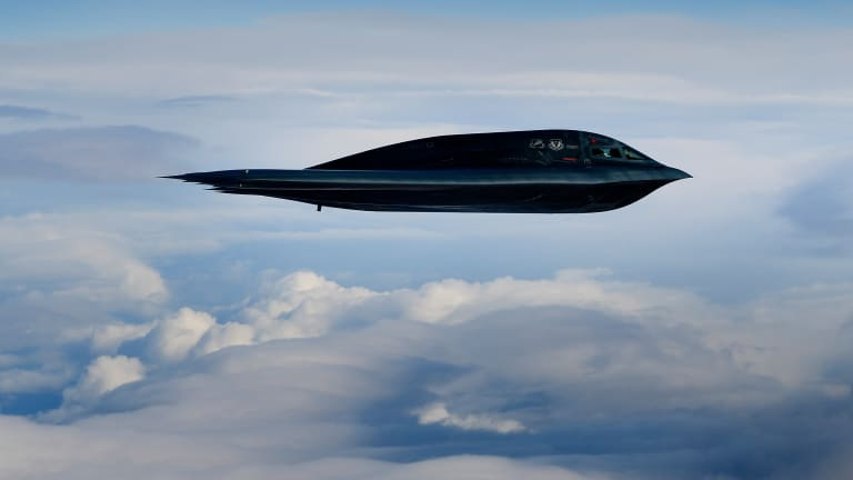 Air Force Says Nuclear Weapons & Stealth Bombers Ready for War, Despite COVID