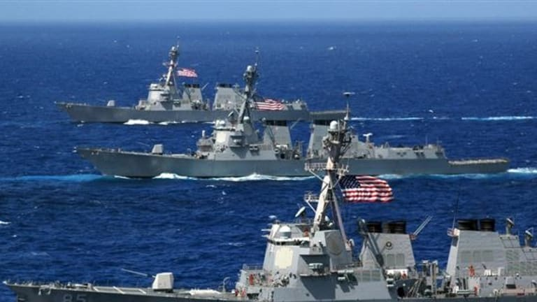 5 Ways the U.S. Navy Could Destroy North Korea in a War