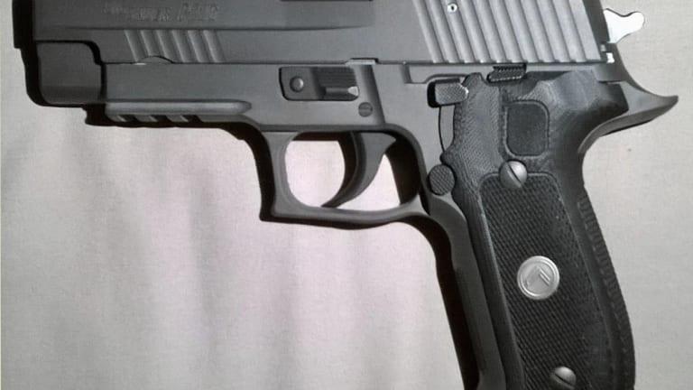 Sig Sauer P226: The Gun the Navy SEALs Love to Go Into a Shootout With