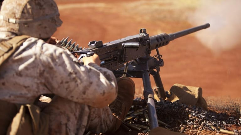 M2 Machine Gun: Nearly 100 Years Old and As Lethal As Ever