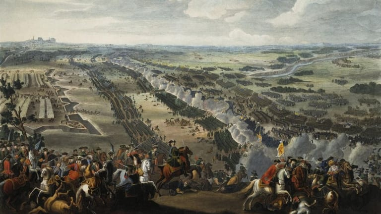 How Invading Russia Doomed the Swedish Empire