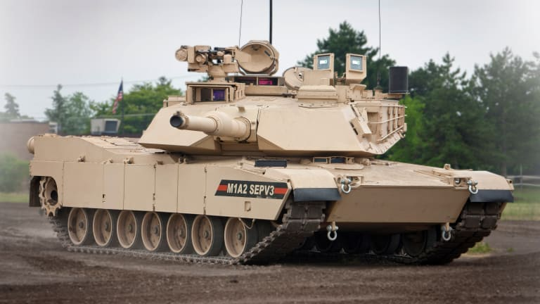 OPED Essay: Combat Tested Abrams Tank Lives, Endures and Surges into the 2030