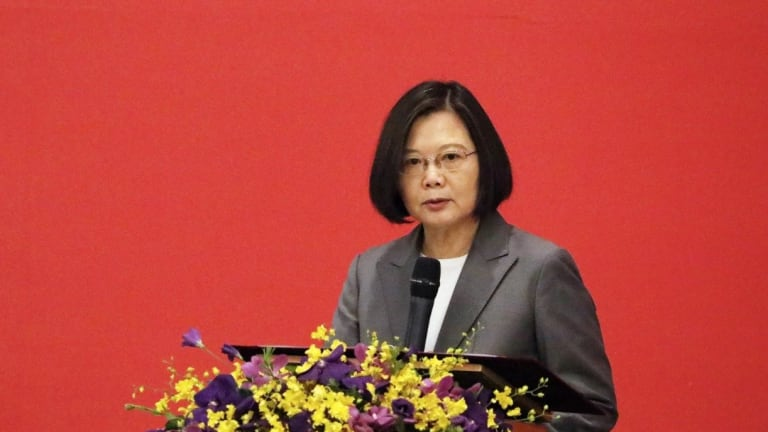 America Is The Only Country Keeping China From Seizing Taiwan
