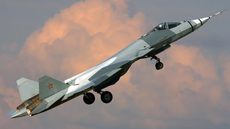 Russian Plans for 6th-Generation Fighters Seek to Counter Stealth