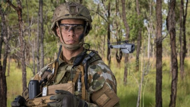 Army Buys 3-Pound Mini-Helo Drones as Part of New War Strategy