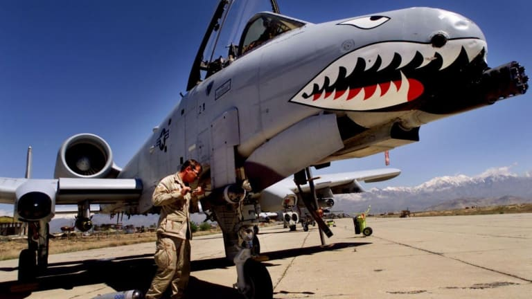 How the P-47 Gave Birth to the Fearsome A-10