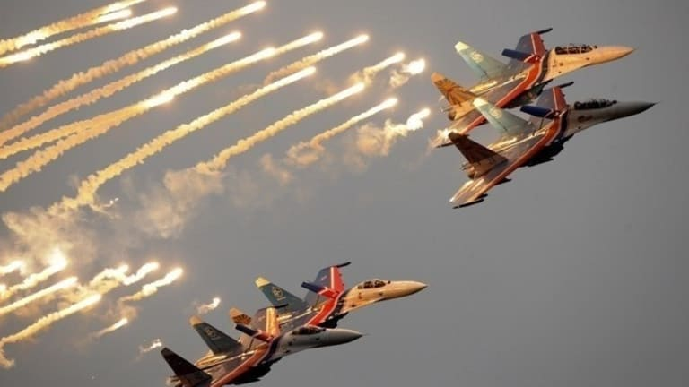 How Russia or China Could Defeat America in an Air War