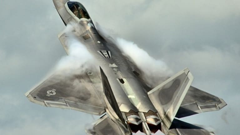 The Air Force Explores How to Replace the F-15 and F-22