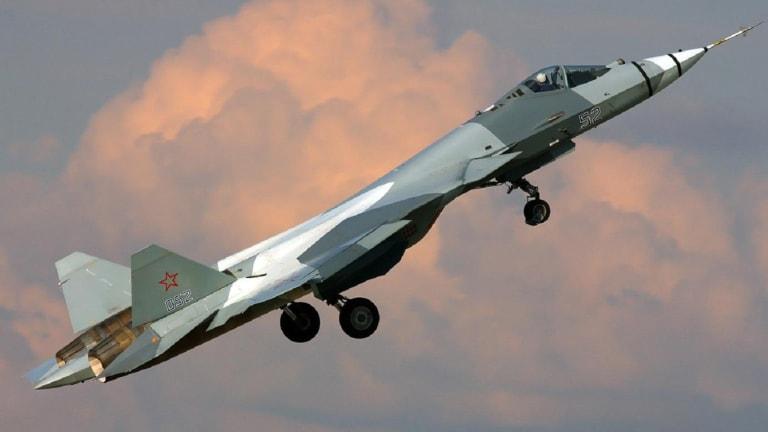 China vs. Russia : J-20 Stealth Fighter vs. Su-57