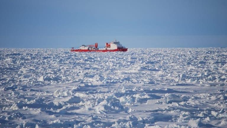 China Advances Massive Arctic Expansionist Ambitions
