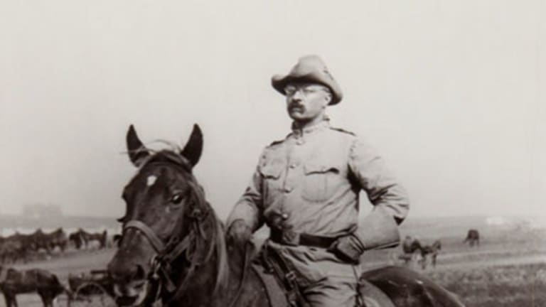 Medal of Honor Monday: Army Lt. Col. Teddy Roosevelt