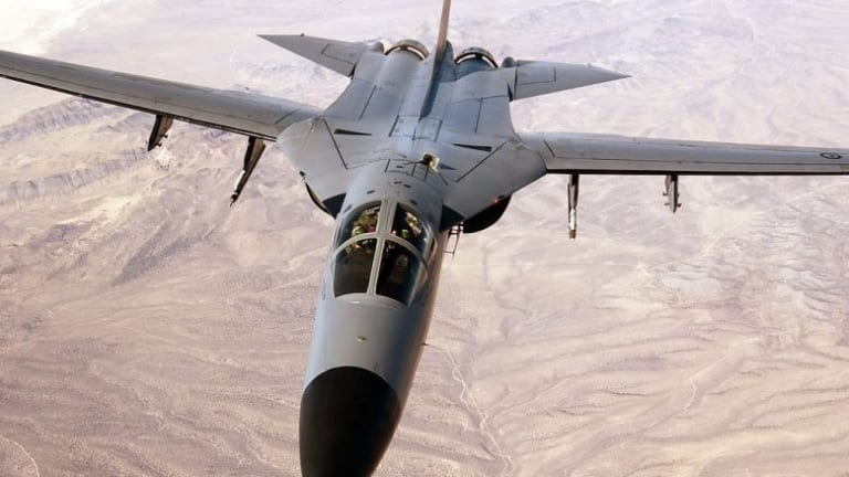 he F-111 Was the Muscular Bomber That Nearly Killed Gaddafi