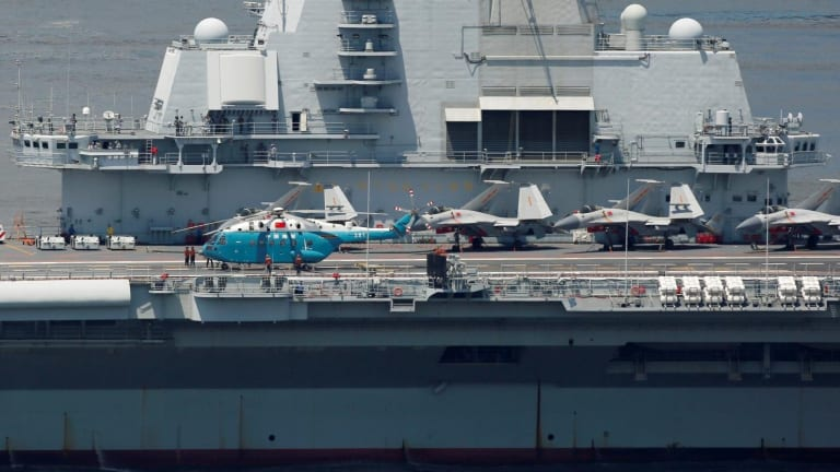 China's New Aircraft Carriers Have a Big Weakness