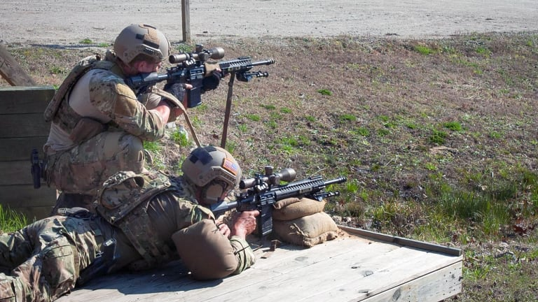 Special Operations Teams Square Off in Fuerzas Comando 2018