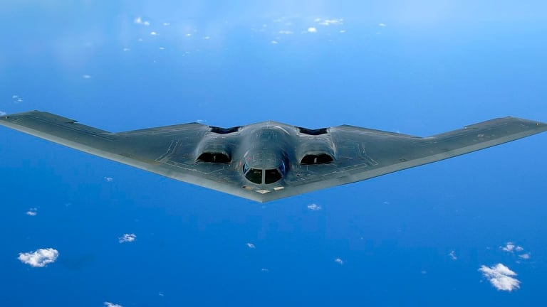 Air Force Tests Massive B-2 Stealth Upgrade