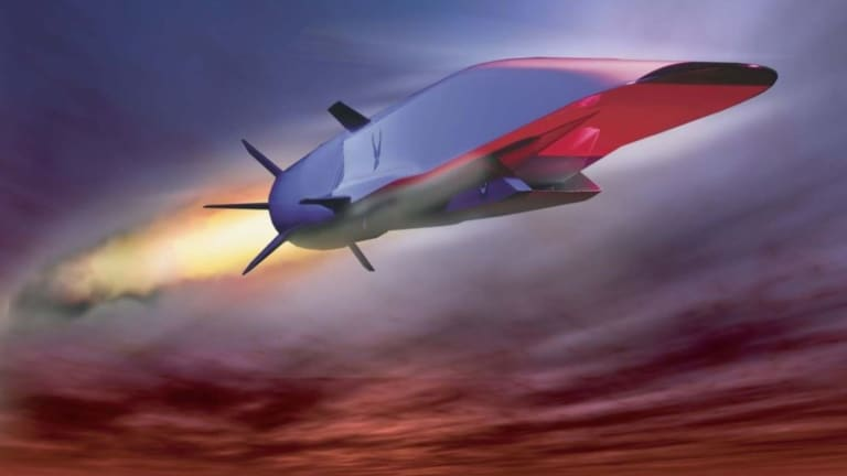 DARPA Builds Advanced Interceptor Weapon to Destroy Hypersonic Missile Attacks