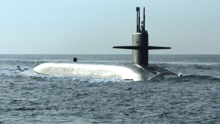 Navy Plans to Shoot Off Its Nuclear Missile From New Columbia-Class Sub