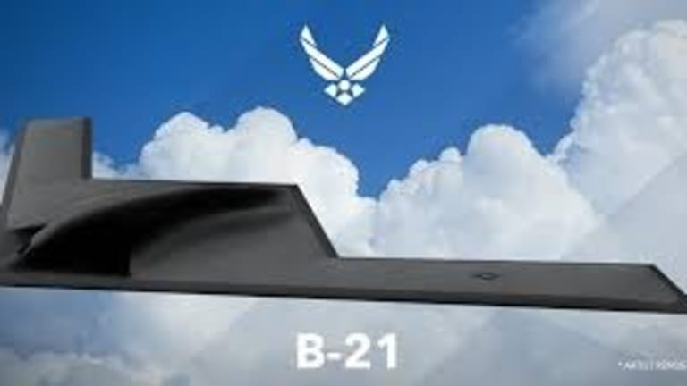 Why 100 Northrop Grumman B-21 Raider Stealth Bombers Might Not Be Enough