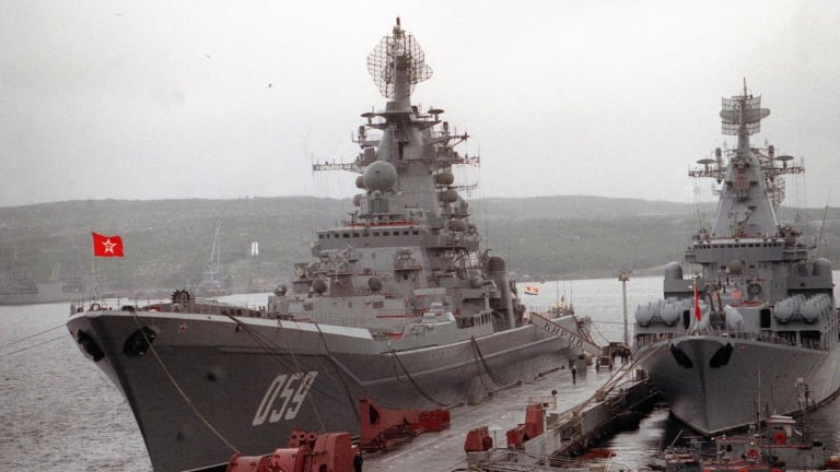 The Last Living 'Battleship'