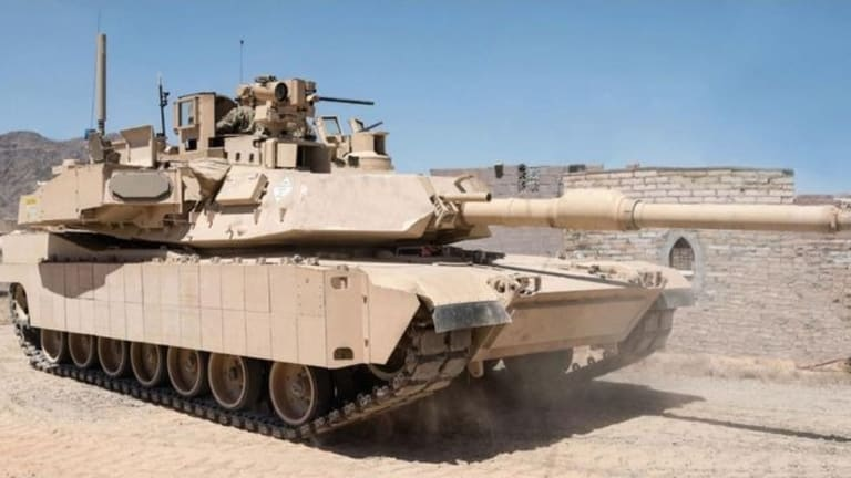 Army Triples Abrams Tank RPG-Killing Weapons Bound for Europe
