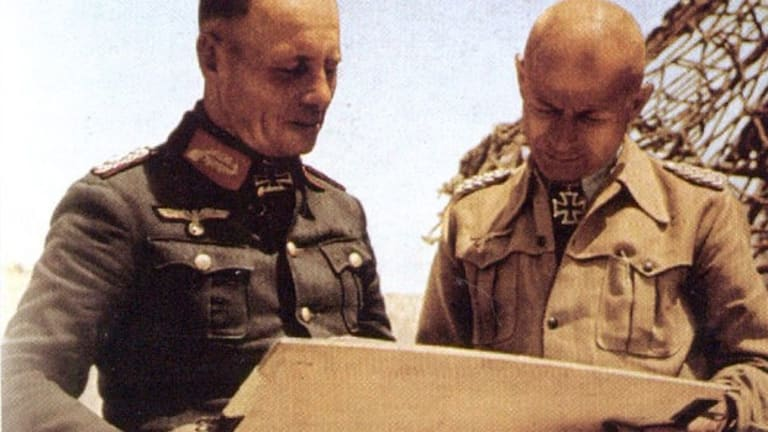 WWII: The Rise and Fatal Fall of Gen. Georg Stumme